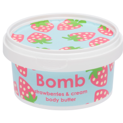 Strawberries And Cream Body Butter