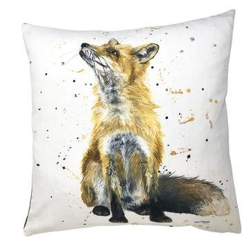 Fern Fox Luxury Feather Cushion - Bree Merryn