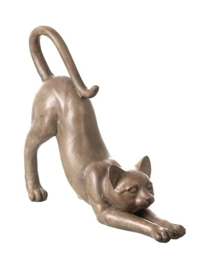Parlane Stretching Cat Ornament
