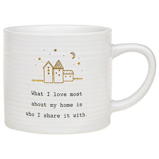 Thoughtful Words Ceramic Mug
