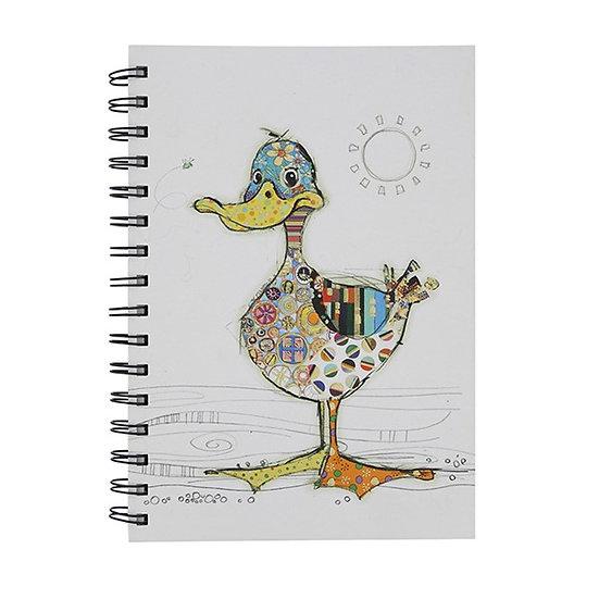 Dotty Duck A6 Notebook