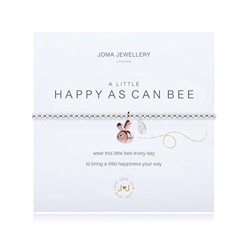 Joma Jewellery Bracelet - A Little Happy As Can Bee
