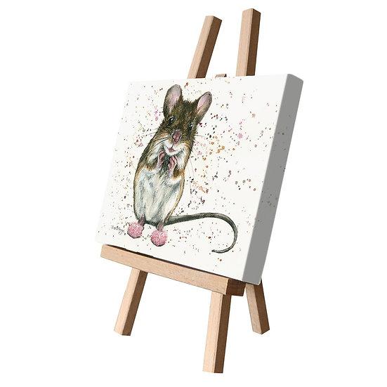 Mimi Mouse Canvas Cutie