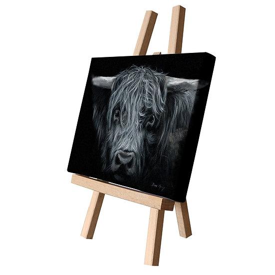 Hamish Cow Canvas Cutie