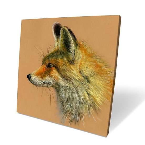 Fabian Fox 40cm Box Canvas