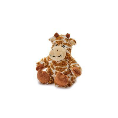"Warmies 7"" microwaveable warming soft Giraffe"