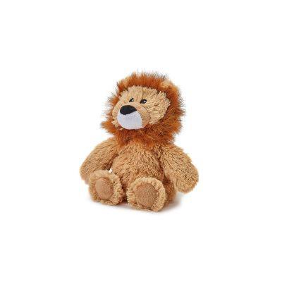 "Warmies 7"" microwaveable warming soft Lion"