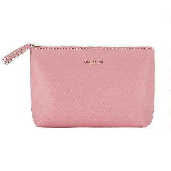 Fenella Smith Blush Pink Wash Bag