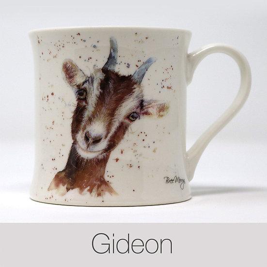 Gideon Goat China Mug