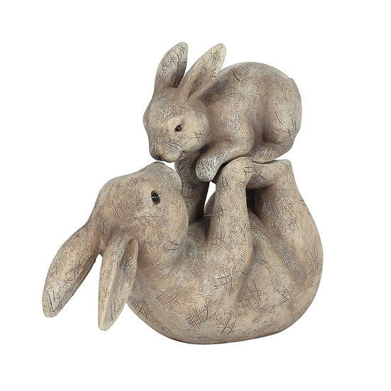 'Some Bunny Loves You' ornament
