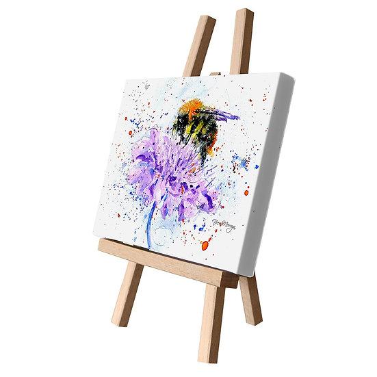 Busy Bee Canvas Cutie