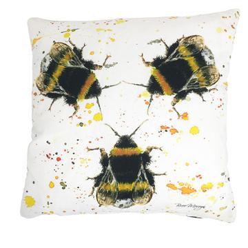 Three Bees Luxury Feather Cushion - Bree Merryn