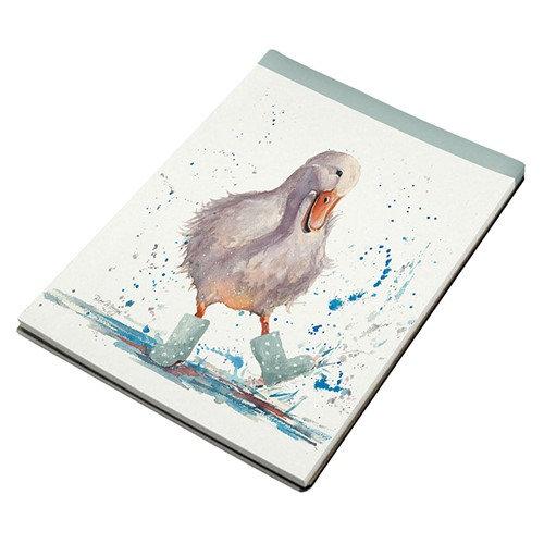 Deidre Duck A7 Notebook