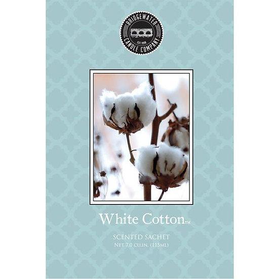 White Cotton Scented Sachet