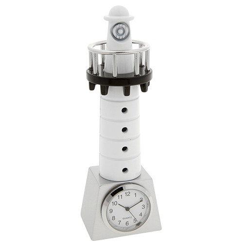 Lighthouse Miniature Desk Clock