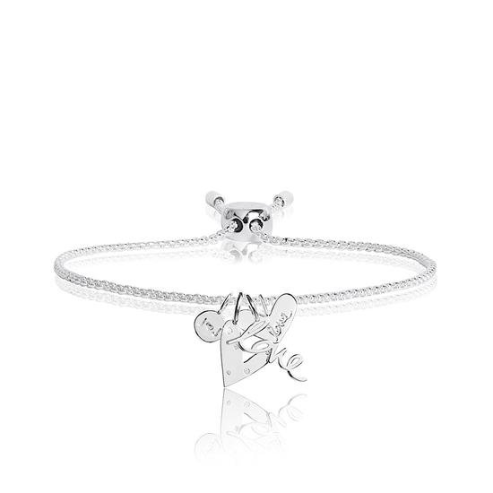 Joma Jewellery Love Bracelet