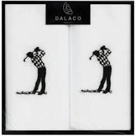 Dalaco Golf Handkerchiefs