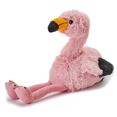 "Warmies 12"" Microwaveable warming soft Flamingo"