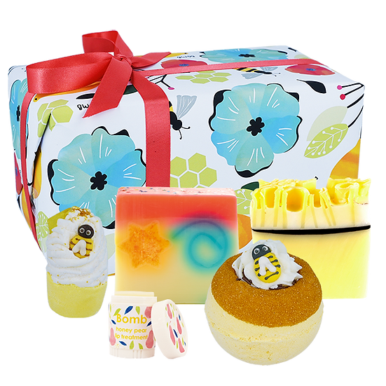 Bee-autiful Bomb Gift Pack