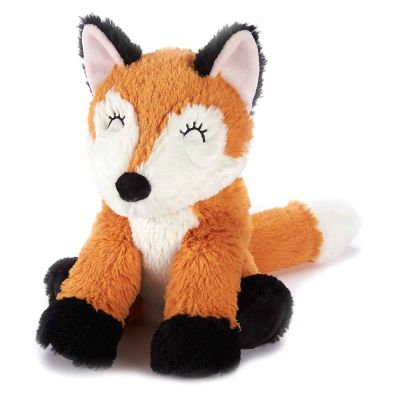 "Warmies 12"" microwaveable warming soft Fox"