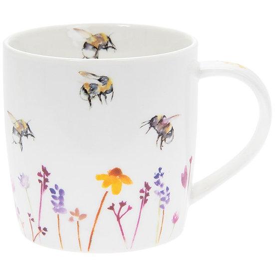 Busy Bees China Mug