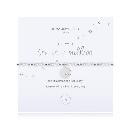 Joma Jewellery Bracelet - A Little One In A Million