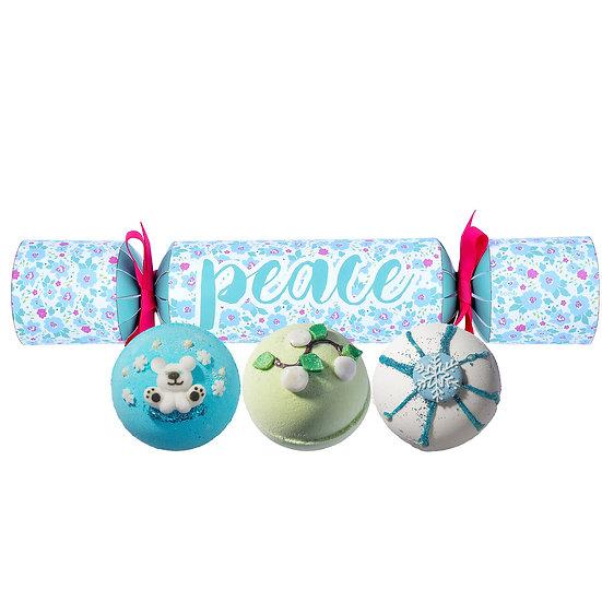 Peace Bath Blaster Cracker
