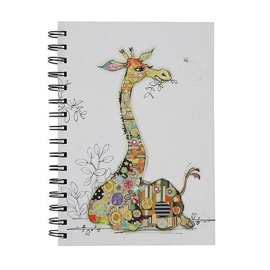 Gerry Giraffe Kooks A6 notebook