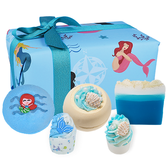 Part Time Mermaid Bomb Gift Pack
