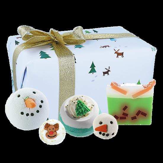 Snow Flurry Bath Gift Set