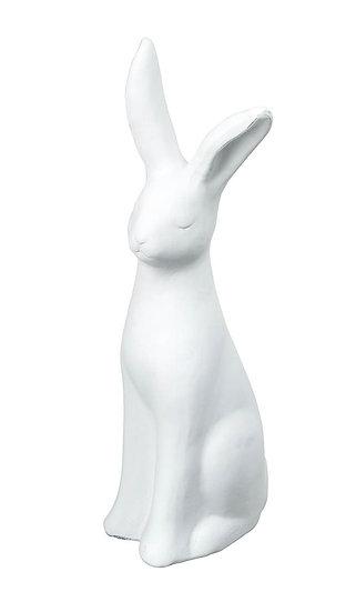 White Rabbit Ornament