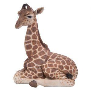Lying Down Giraffe Ornament