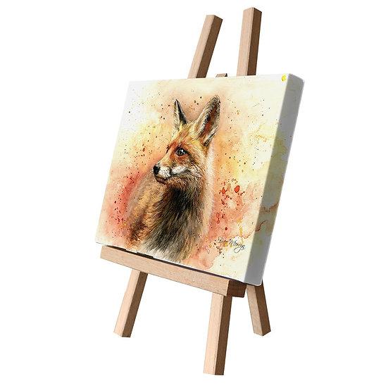 Frankie Fox Canvas Cutie