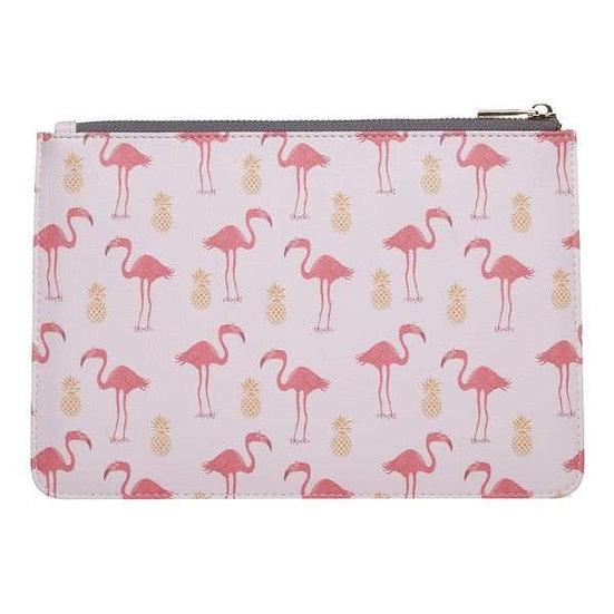 Fenella Smith Flamingo Pouch