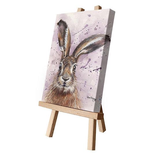 Horatio Hare Canvas Cutie