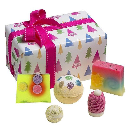 O Christmas Tree Bath Gift Set