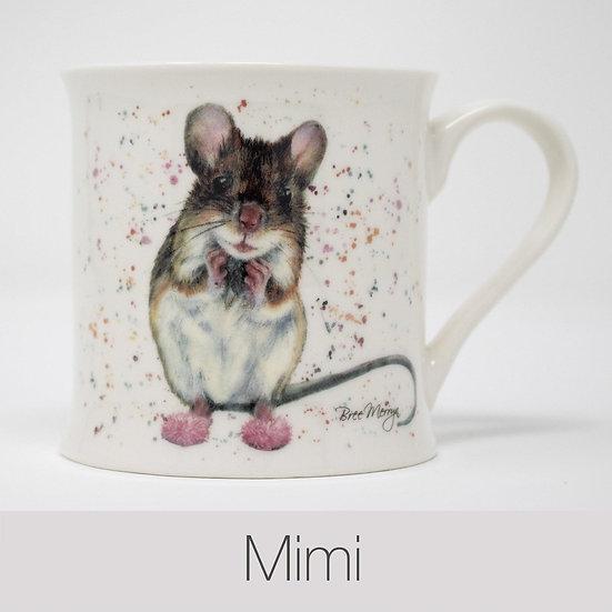Mimi Mouse China Mug
