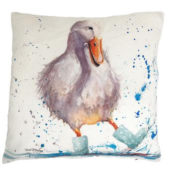Deidre Duck Luxury Feather Cushion - Bree Merryn