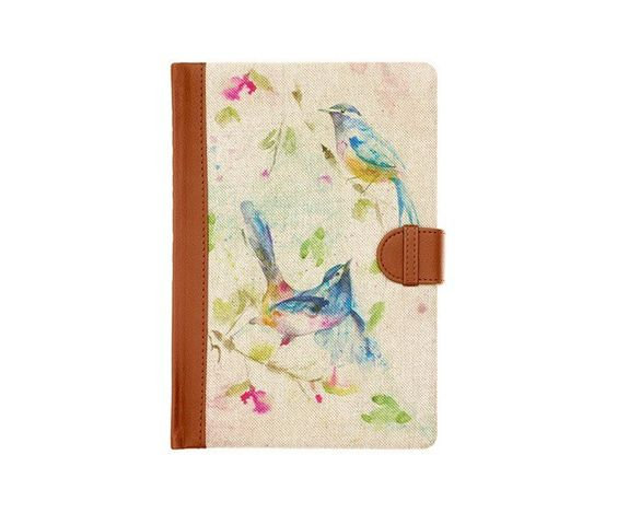 Voyage Maison Spring Flight A5 Lined Notebook