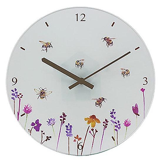 Busy Bee Wall Clock - 30cm