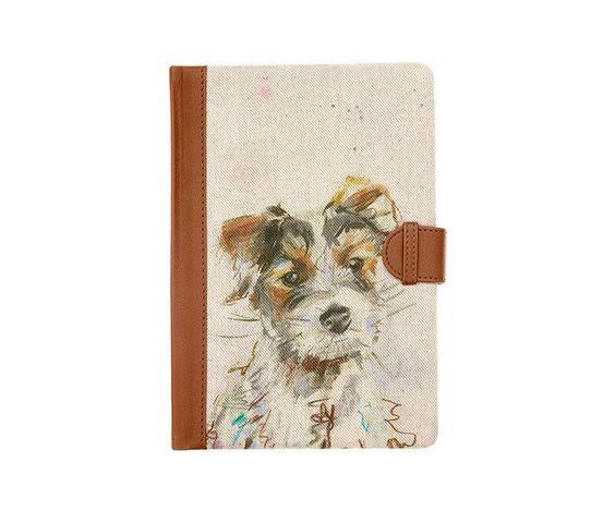Voyage Maison Baxter Dog A5 Lined Notebook