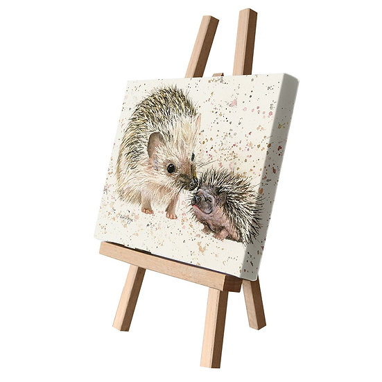 Branston & Prickle Hedgehogs Canvas Cutie