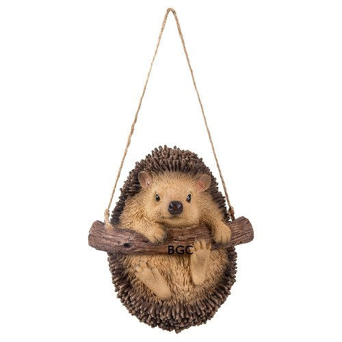 Rocking Hedgehog Ornament