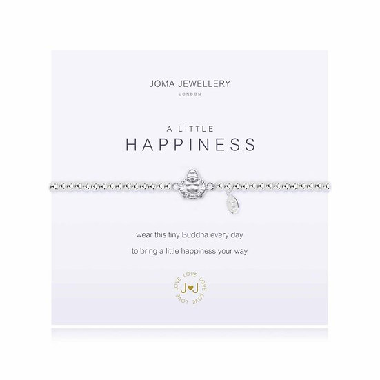 Joma Jewellery Bracelet - A Little Happiness