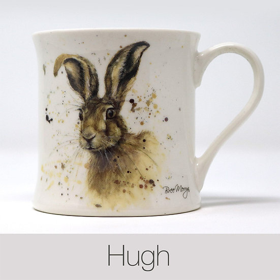 Hugh Hare China Mug