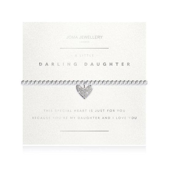 Joma Jewellery Bracelet - A Little Darling Daughter