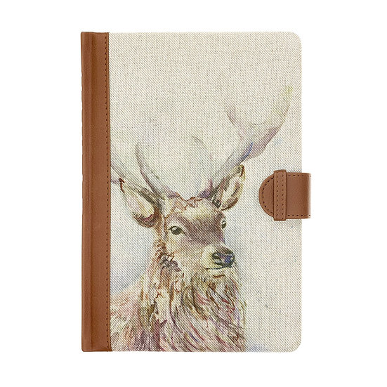 Voyage Maison Stag A5 notebook