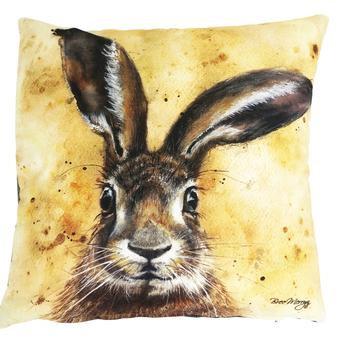 Horatio Hare Luxury Feather Cushion- Bree Merryn