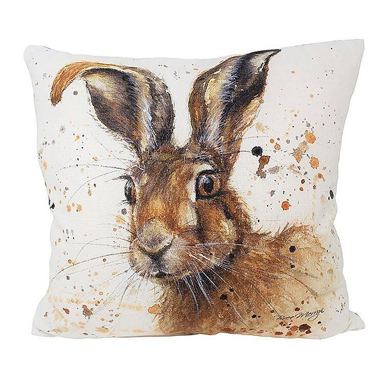 Hugh Hare Luxury Feather Cushion - Bree Merryn