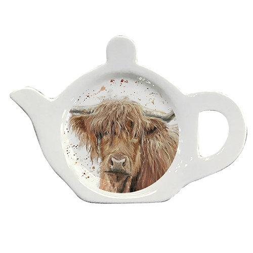 Bonny Cow Tea Bag Tidy